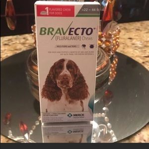 Other - Bravecto 2 boxes 22-44 lbs